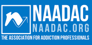 naadac logo image blue and white