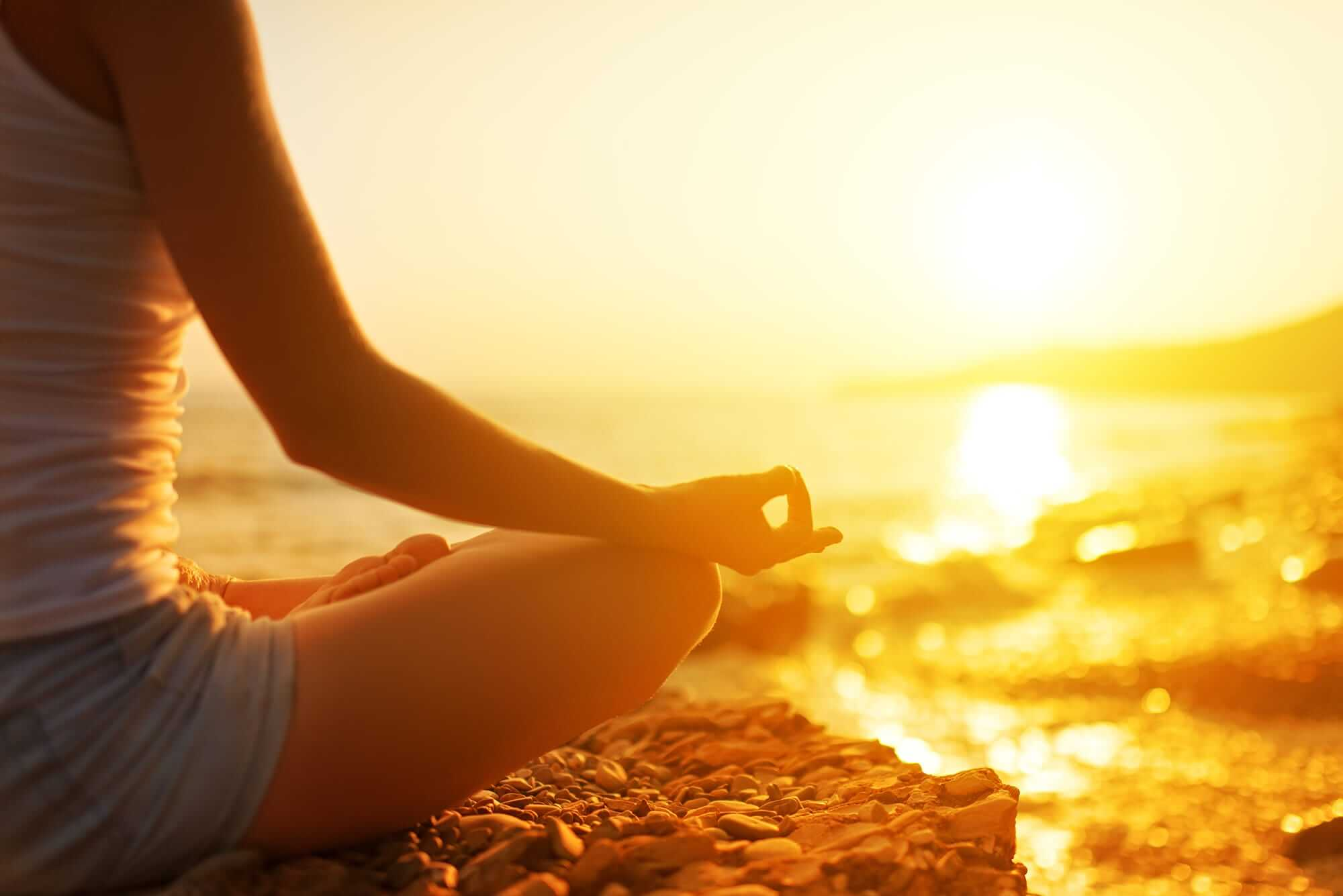 meditation as holistic treatment at a holistic recovery center